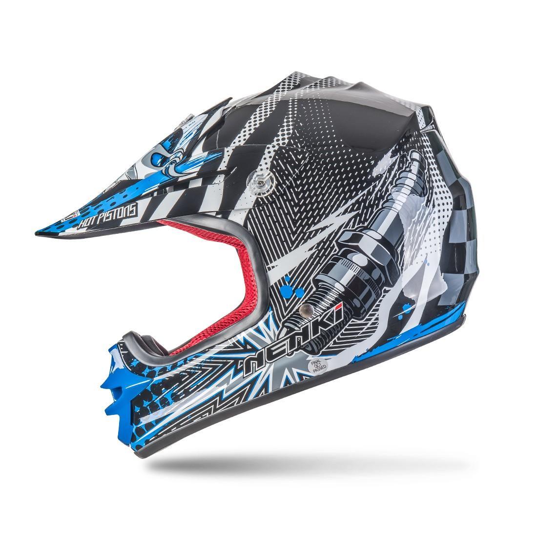 Nenki cool motocross helmets suppliers for motorcycle-2
