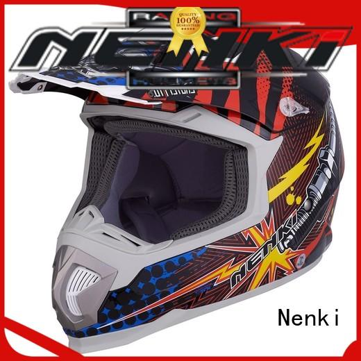Nenki top rated motocross helmets manufacturers for motorbike