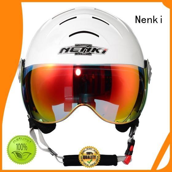 high-quality orange ski helmet manufacturers for outside