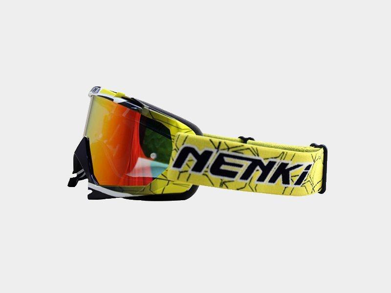 Wholesale cheap best motocross goggles Nenki Brand