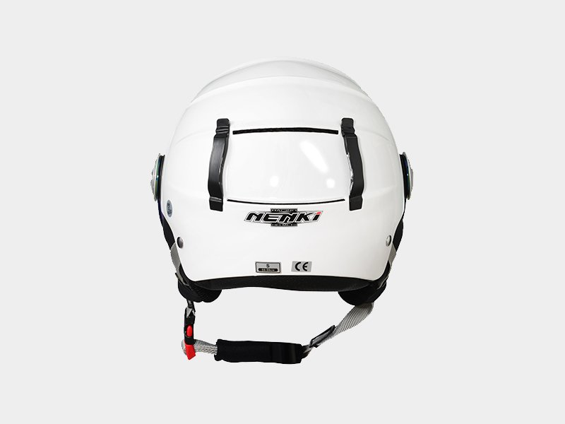 Nenki ladies ski helmet with visor suppliers for motorcycle-7