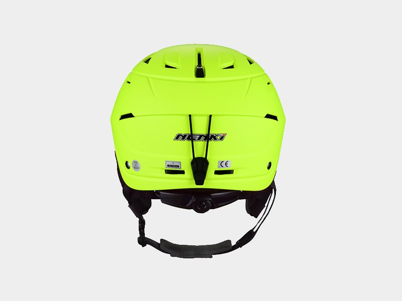Nenki ladies ski helmet with visor company for outside-8