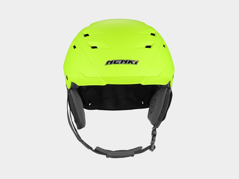 Nenki ladies ski helmet with visor company for outside-10