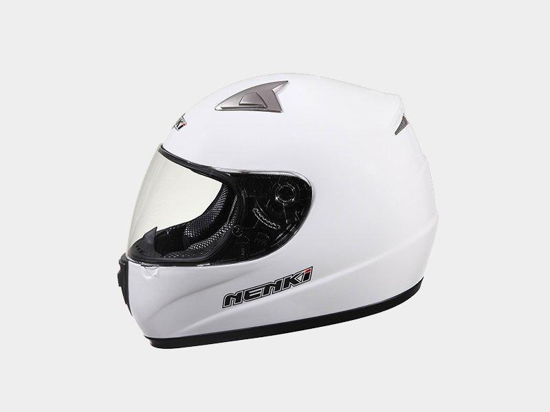 Comfortable top motorcycle helmet brands Protective High quality Nenki company