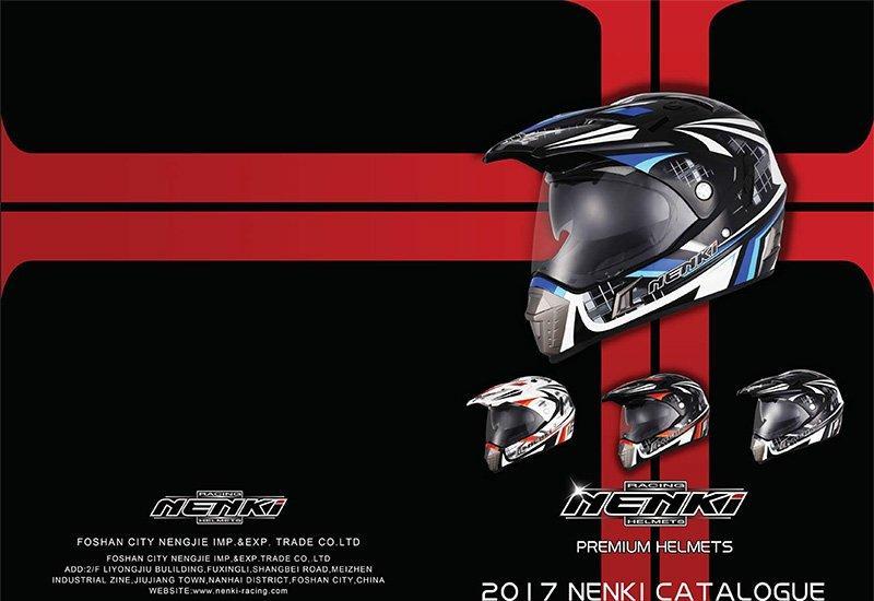 NENKI helmets catalogue