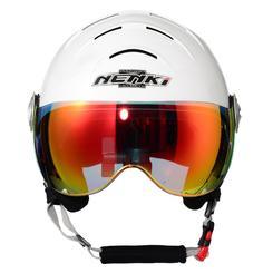 Ski Helmet Snow Helmet with Visor NK2012 Nenki Helmet