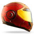 Motorcycle Helmets Full Face Helmet Street Bike DOT Certified 2 Visors with Clear Shield Dual Visors Ironman Nenki Helmet