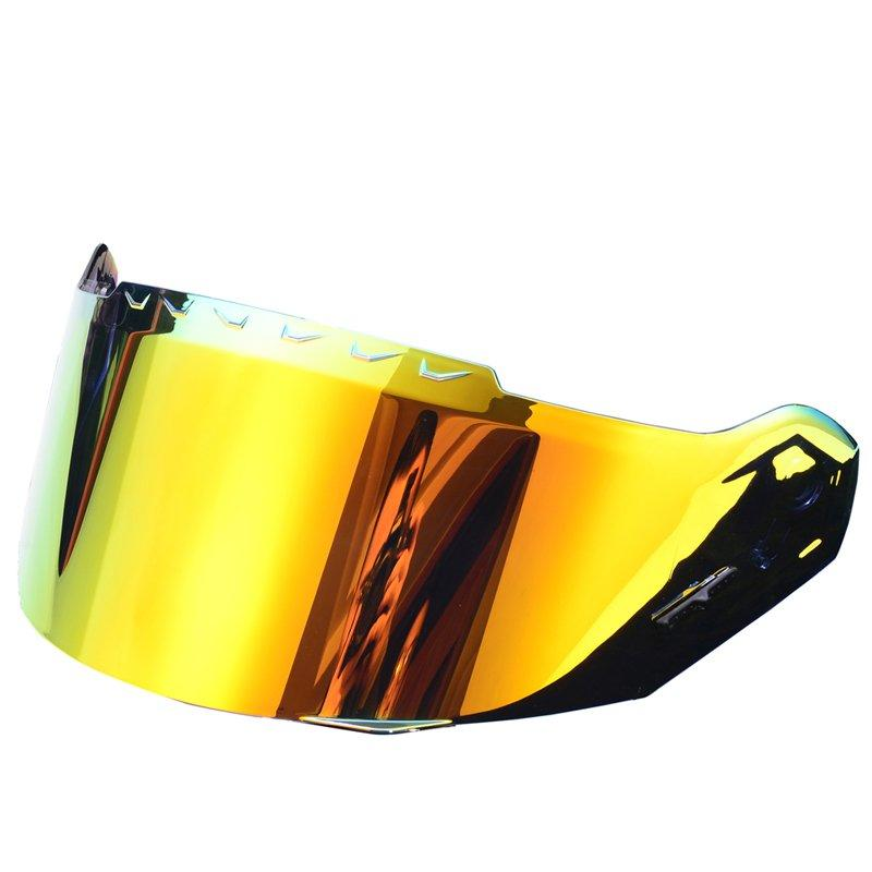 Motorcycle Full Face Helmet Anti-Fog Visor Shield Nenki NK856