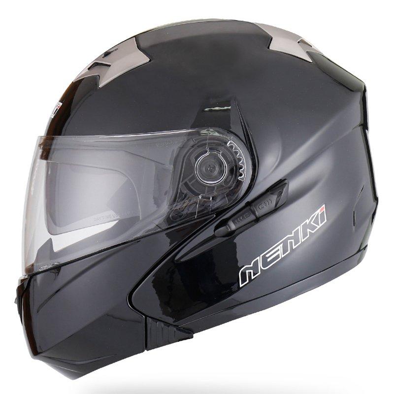 Nenki Motorcycle Flip up Modular Full Face Helmet DOT Approved Street Bike Helmet NK815 Nenki Helmet Modular Helmets image11