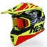 Motorcycle Motocross DOT Approved ATV Dirt Bike Motorbike Off Road Free MX Goggles  NK316 Nenki Helmet
