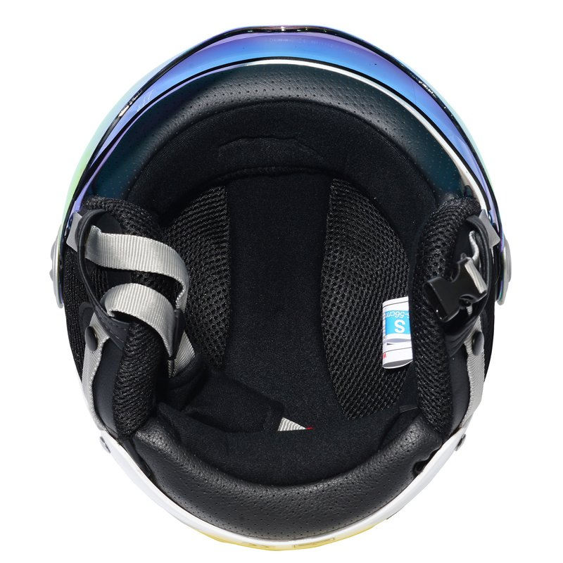 Nenki Ski Helmet Snow Helmet with Visor NK2012 Nenki Helmet Ski Helmets image2