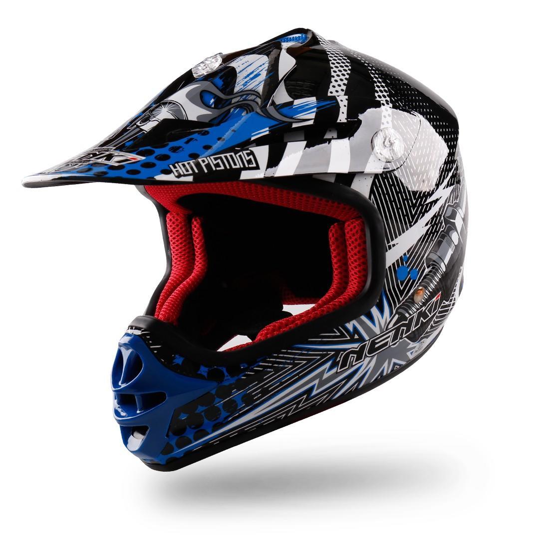 discount helmets Off-Road Fiberglass Warranty Nenki