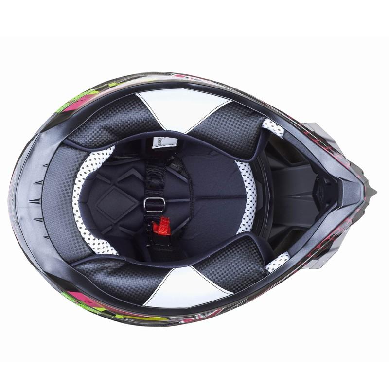 best blue and white motocross helmets for outside-8
