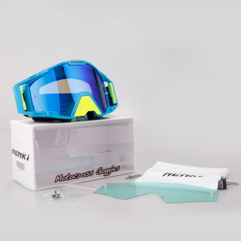 Nenki top motocross goggles for sale supply for motorbike-8