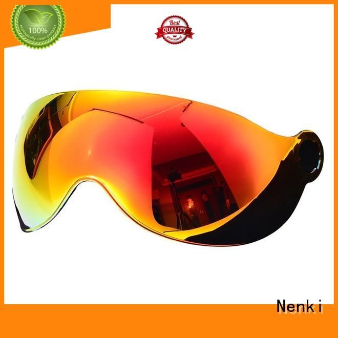 Nenki Brand Riding Hot selling helmets visors High quality factory