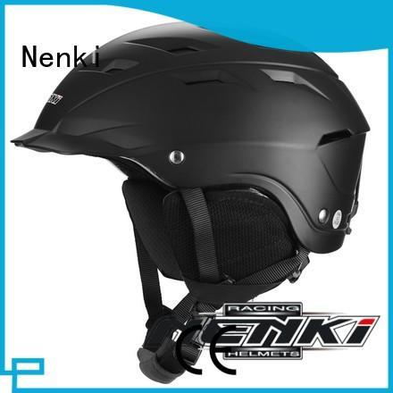 Top rated certified ladies ski helmet sale wholesale Adjustable Nenki company