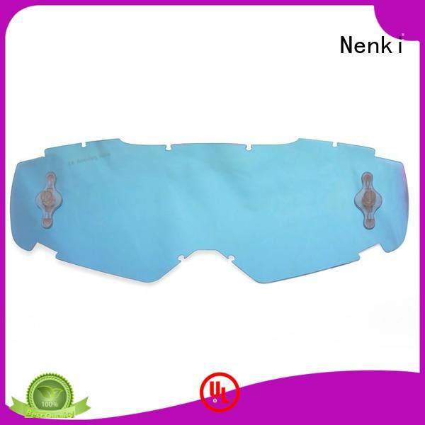 Lightweight Protective adjustable tear off lens Nenki Brand