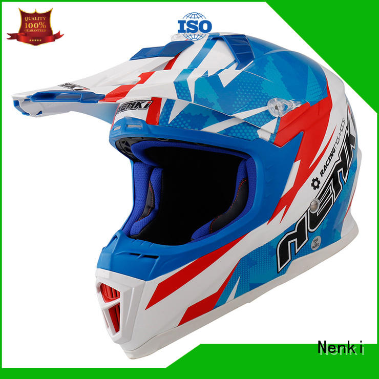 Nenki Brand Fiberglass High quality discount helmets cheap
