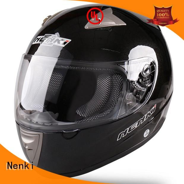 Nenki Brand Fashion Top rated top motorcycle helmet brands new factory