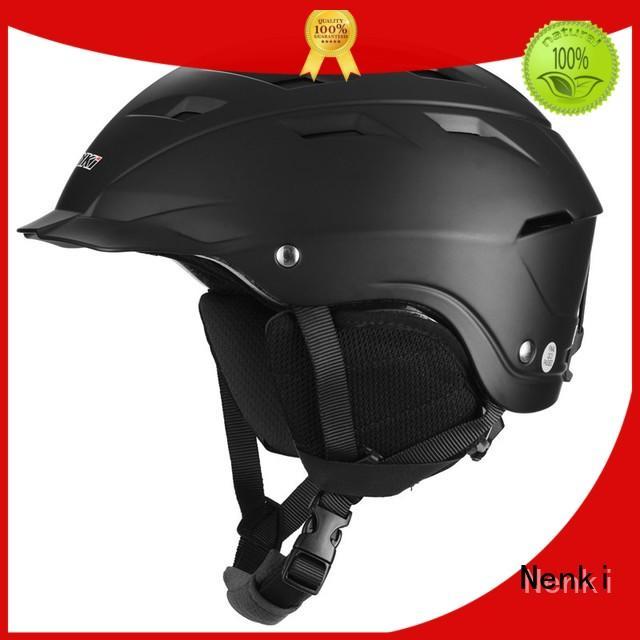 Nenki wholesale kids ski helmet company for motorcycle