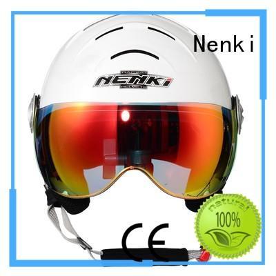 Nenki Brand kids Fashion skating best womens ski helmets wholesale