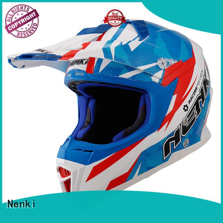 discount helmets Off-Road Top rated motocross helmets for sale Nenki Brand