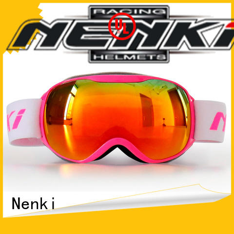 wholesale Protective Nenki Brand top rated ski goggles factory