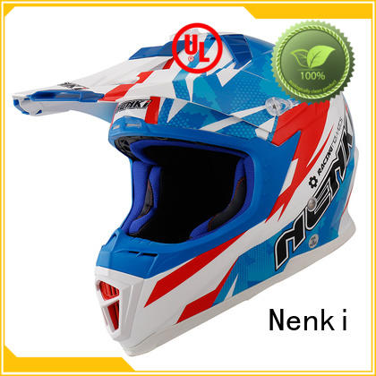 certified motocross helmets for sale Adult Nenki company
