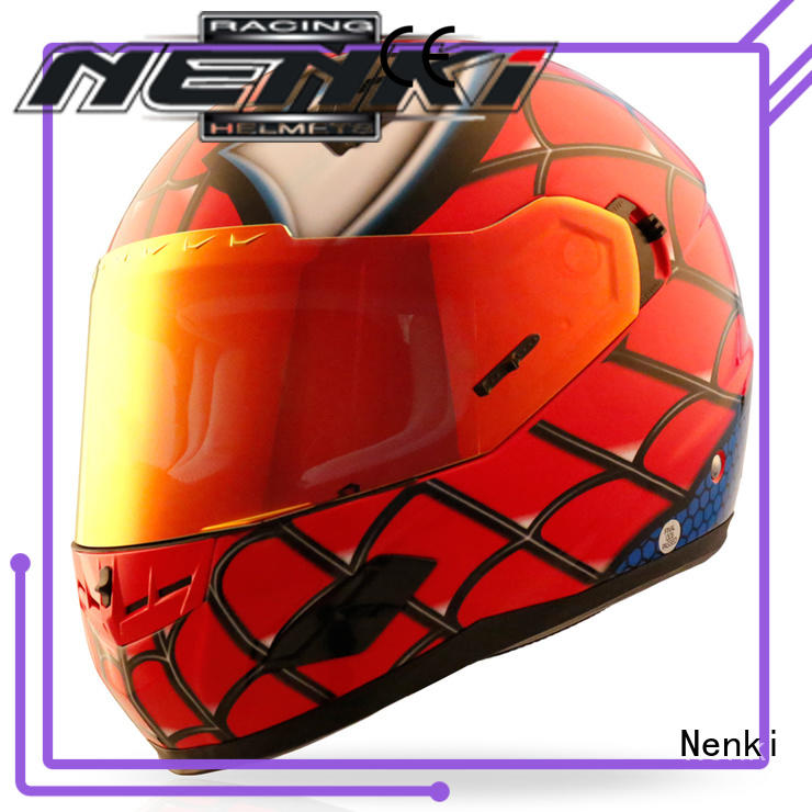 Nenki bike helmet price suppliers for motorbike