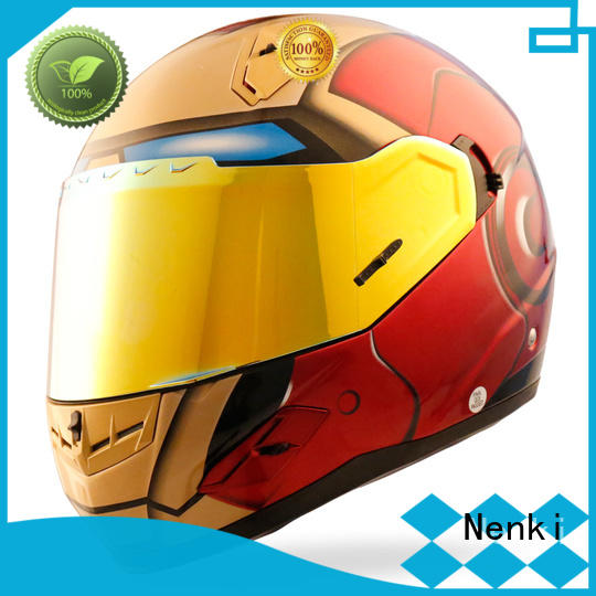 Nenki helmet visor for outside