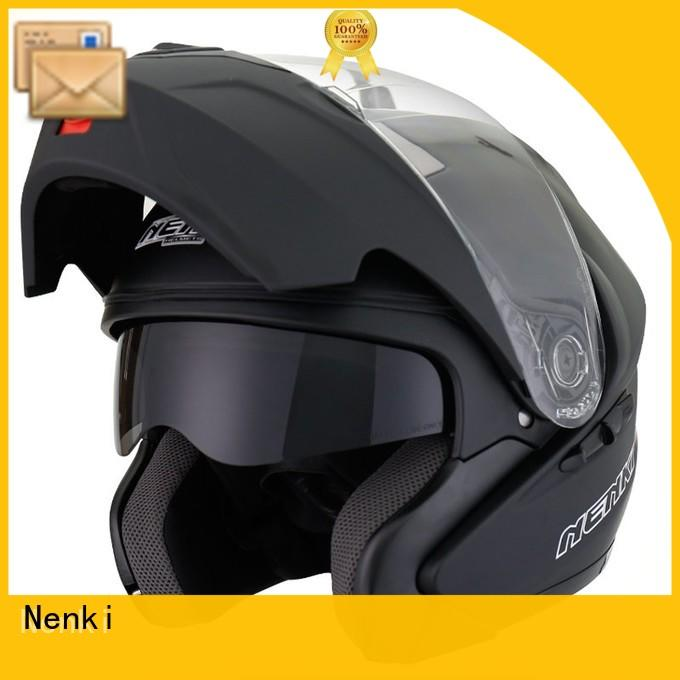 Nenki high-quality modular helmets for sale supply for motorcycle