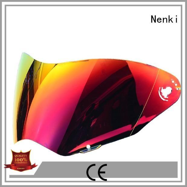 Nenki riding helmet visor supply for motorbike