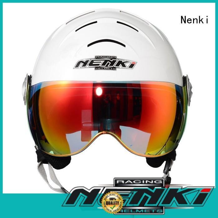 Nenki new where to buy ski helmets suppliers for outside