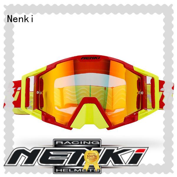 Nenki top motocross goggles for sale supply for motorbike