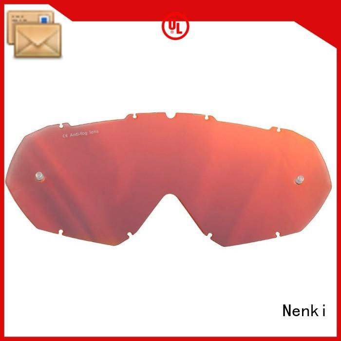 Nenki best ski goggle lens suppliers for motorbike