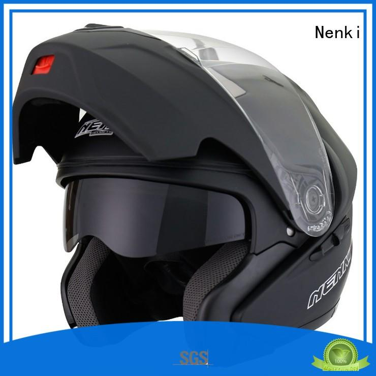 Nenki high-quality flip motorcycle helmet for outside