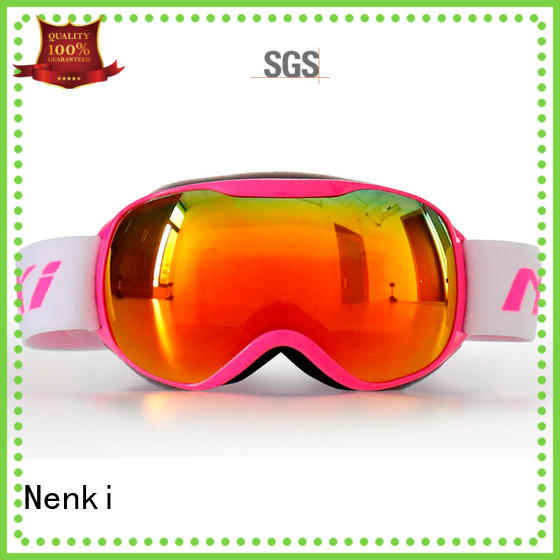 Wholesale Fashion top rated ski goggles Hot selling Nenki Brand