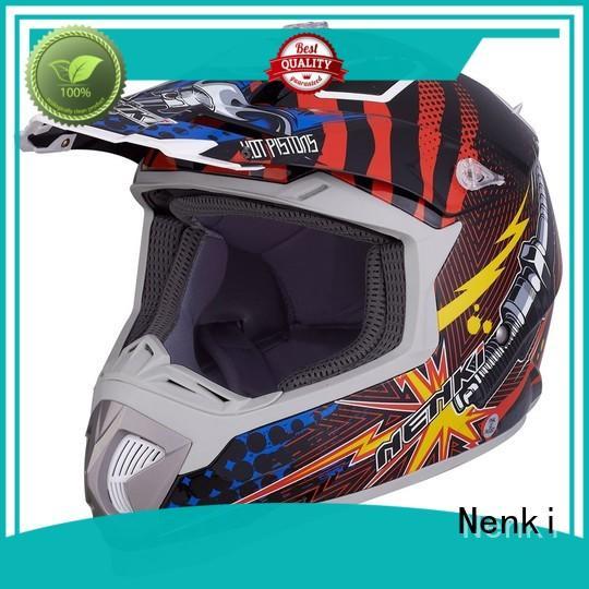 best blue and white motocross helmets for outside