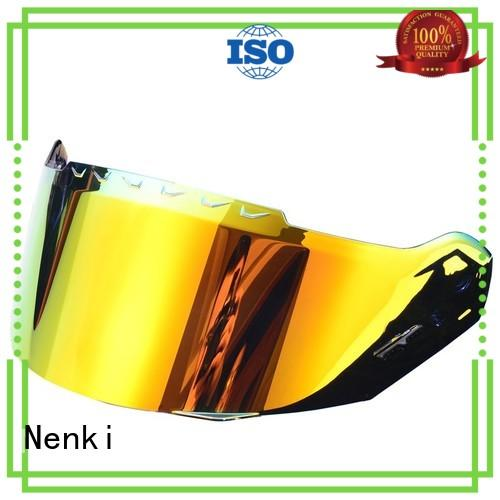 Nenki Brand wholesale Fashion speed helmet visor Riding supplier