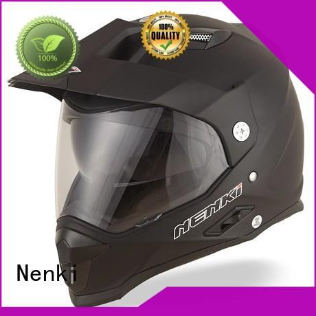 Nenki top best dual sport motorcycle helmet for motorcycle