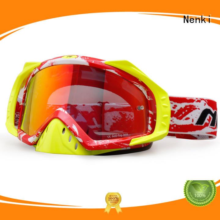 Nenki new adult motocross goggles for business for outside