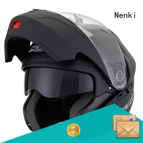 Nenki top modular helmets suppliers for motorcycle