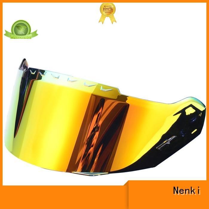 speed helmet visor safe Fashion Nenki Brand helmets visors