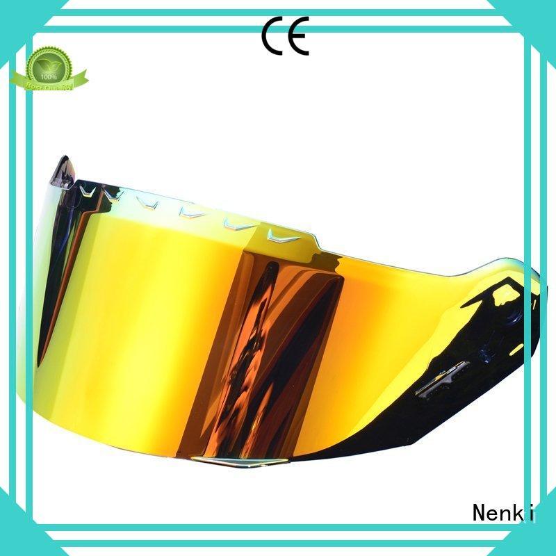 Nenki Brand Fashion adjustable speed helmet visor Windproof supplier