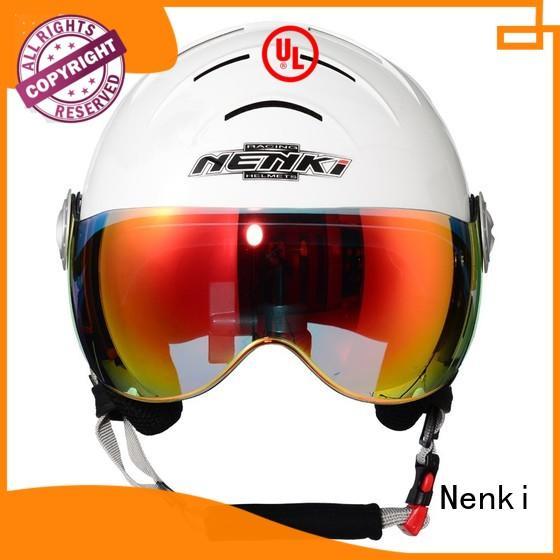 Nenki womens ski helmet supply for motorcycle