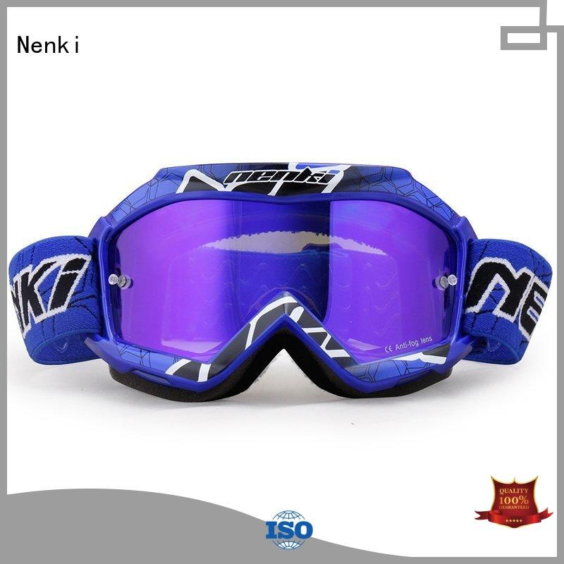 Nenki latest adult motocross goggles company for motorbike