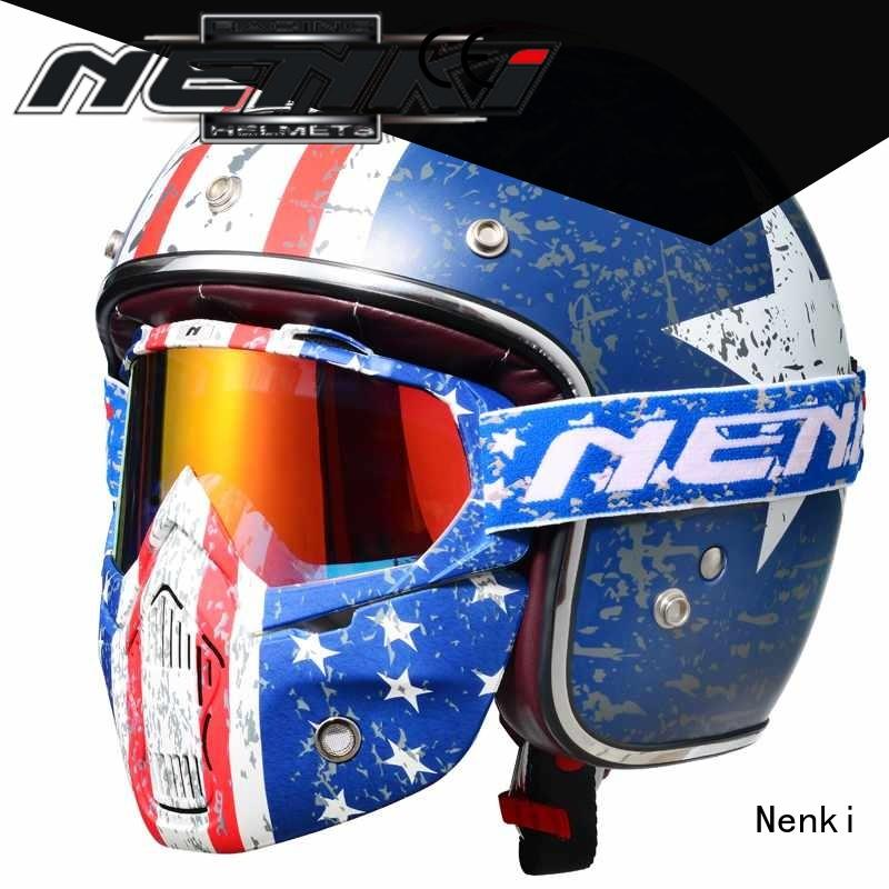 latest open face motorcycle helmets for sale factory for motorbike