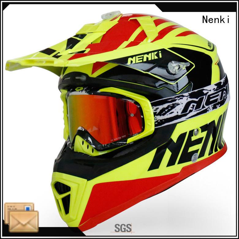 discount helmets colorful Adult Warranty Nenki
