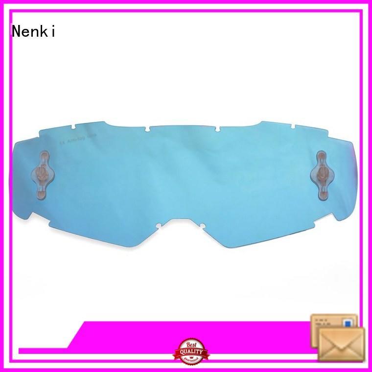 Nenki Brand certified tear off lens kids factory