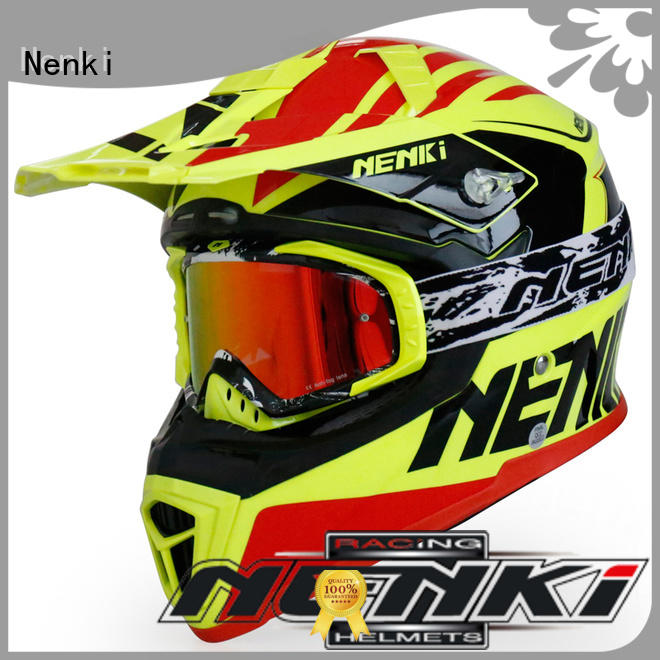Quality Nenki Brand discount helmets Multi Color Top rated